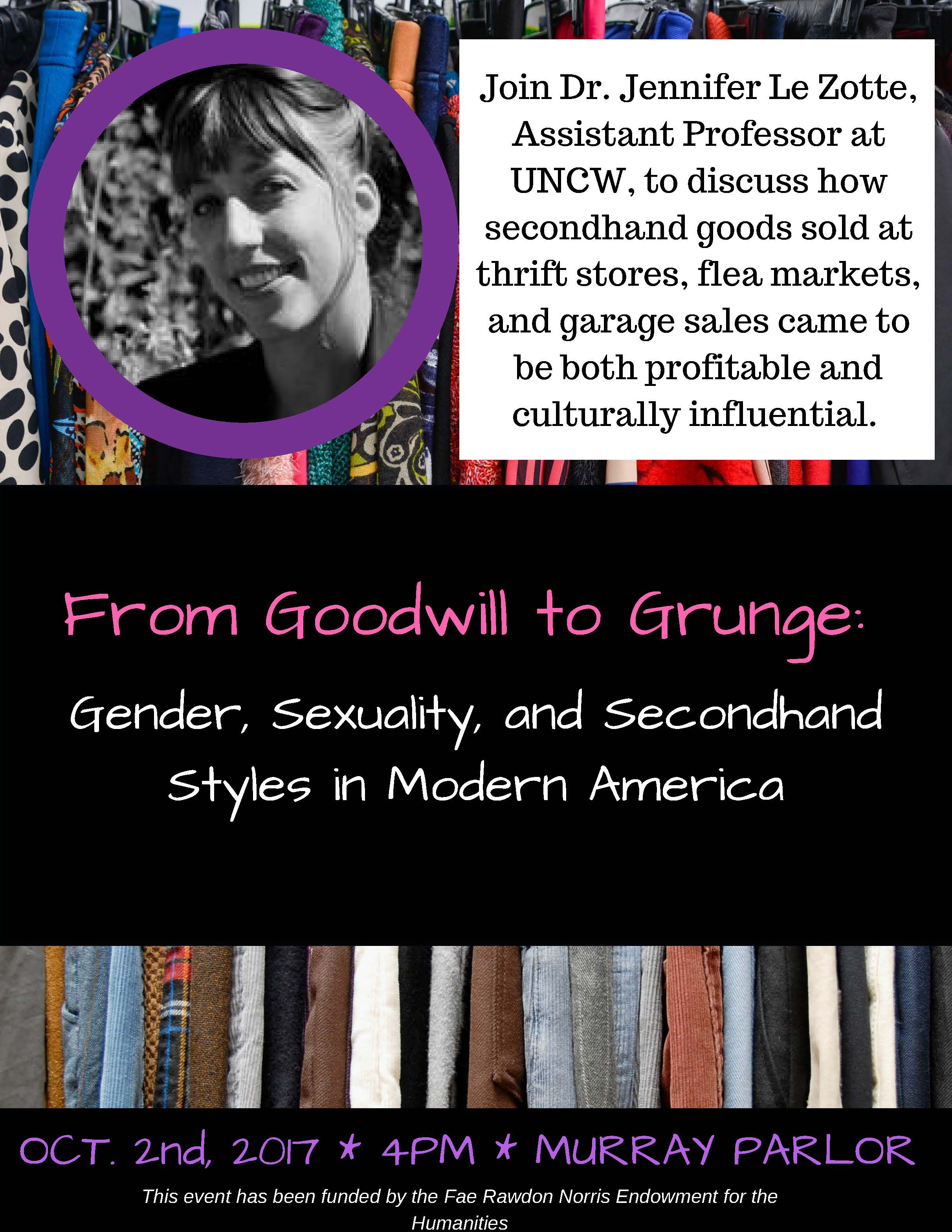 From Goodwill to Grunge Gender Sexuality and Secondhand Styles in Modern America 3